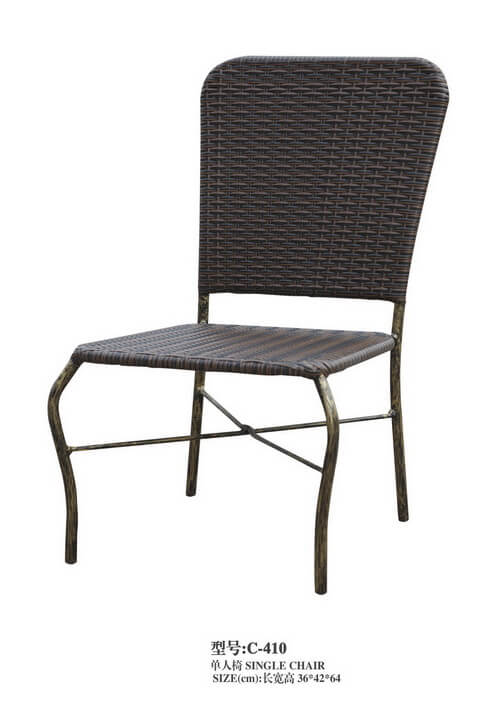 View Larger Image Outdoor Wicker Chair From China Factory