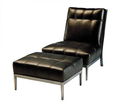 black_leather_lounge_chair_with_ottoman_wood_metal_frame_wingback_2