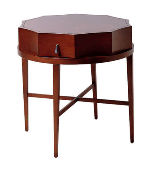Coffee Table Manufacturers: Rubber Wood Coffee Table With Drawers Modern Design Unique