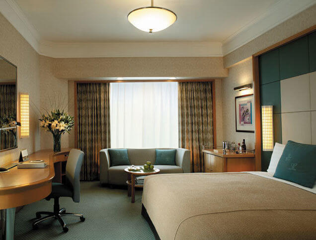 5 Star Hotel Bedroom Furniture Sets With Formica Laminate
