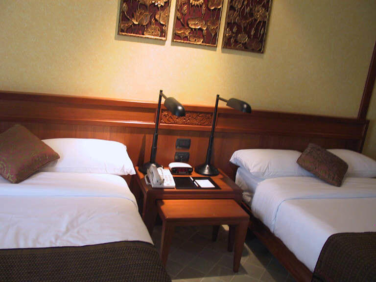 Southeast Asian Style 5 Star Hotel Bedroom Furniture