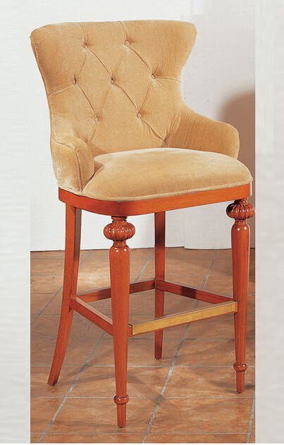 wood_bar_chair_with_leather_seat_plywood_high_back_bar_stools